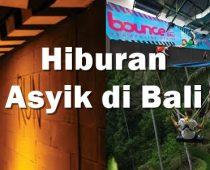 Hiburan Ayik di Bali