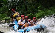 Telaga Waja rafting - Begini Posisi Duduk Saat Melakukan Aktivitas Rafting