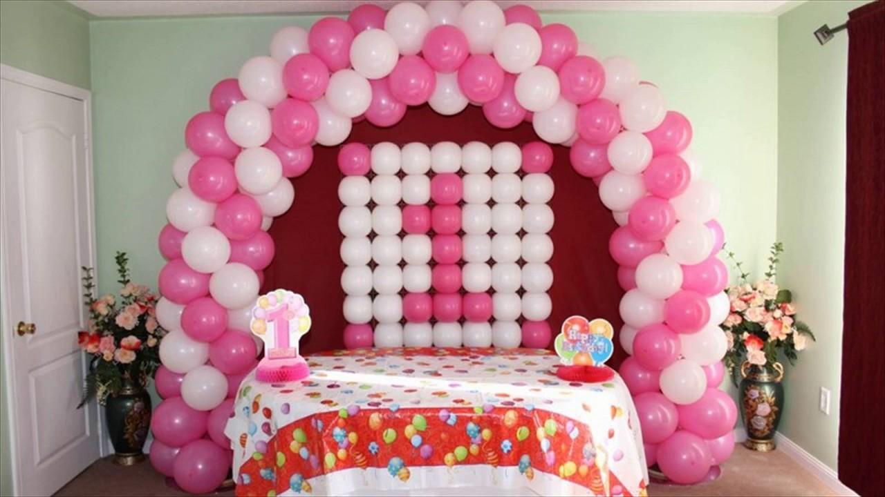 indodekorasi.com contoh dekorasi balon ulang tahun