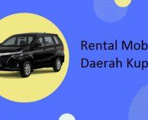 Rental Mobil Daerah Kupang
