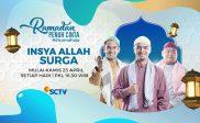 5 Fakta Sinetron Insya Allah Surga, Aktris Adinda Azani Tampil Berhijab