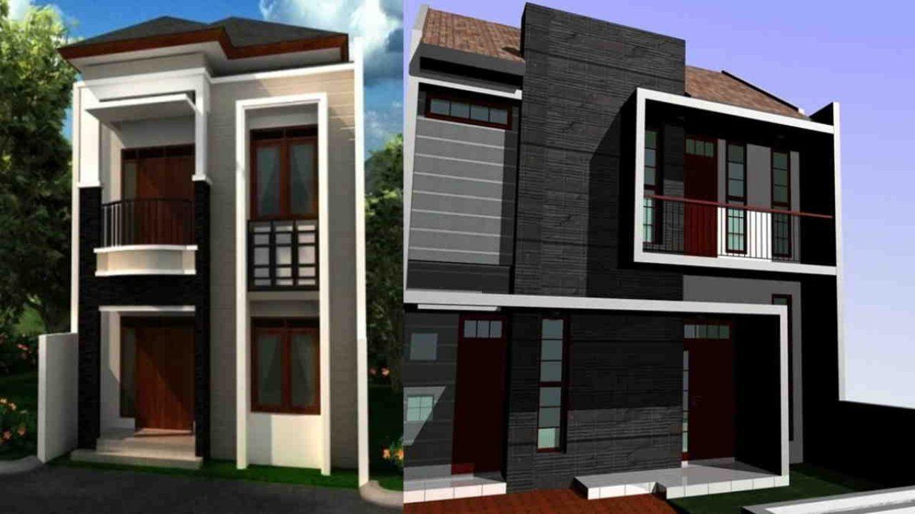 Desain Dan Denah Rumah Minimalis Sederhana - FAKTA UNIK