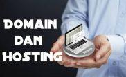 Domain dan Hosting adalah