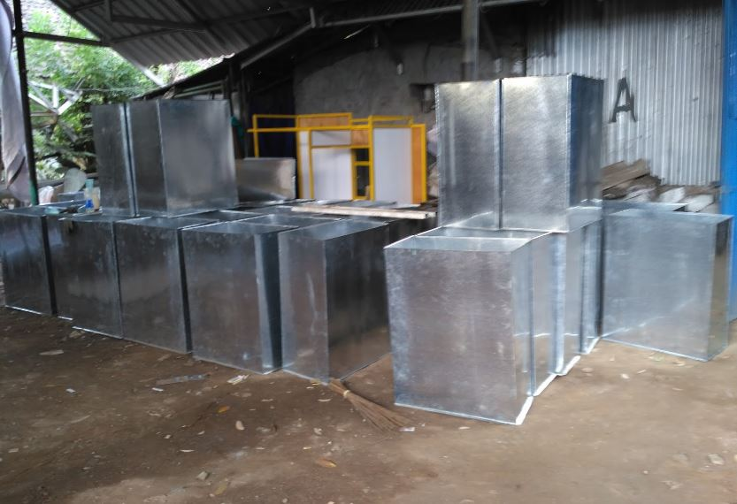 Info Harga Jasa Pemasangan Ducting 2021