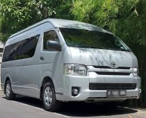 rajahiace.com Bisnis sewa hiace Bekasi