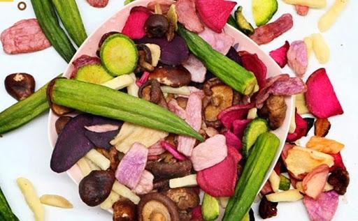 Beberapa Metode Pembuatan Sayuran Kering Instan