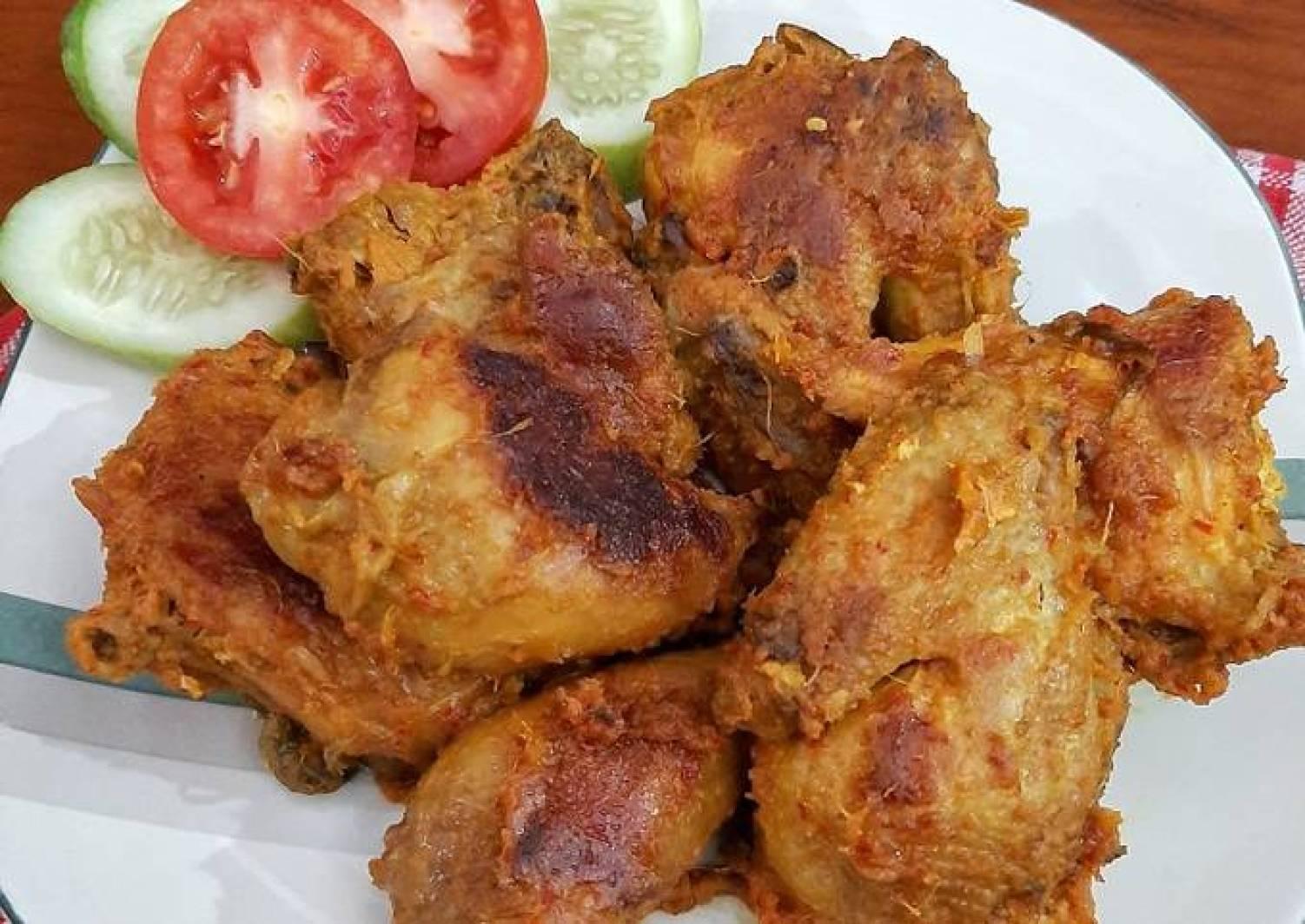 resep makanan ayam